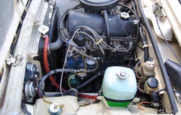Двигатель 21213 — фотография №