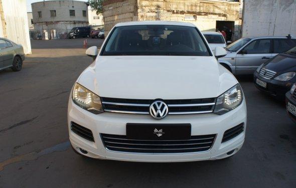 Чип — тюнинг автомобиля VW