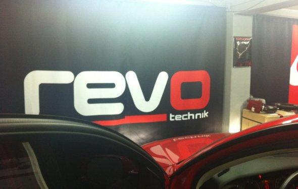 Сегодня поехал в REVO сервис