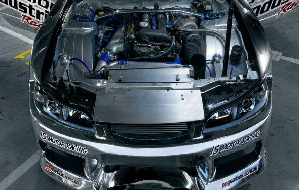 двигатели SR18Di, SR20Di