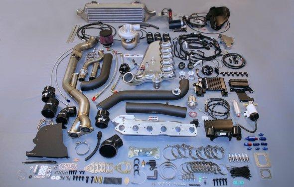 2. Турбировать свой двигатель