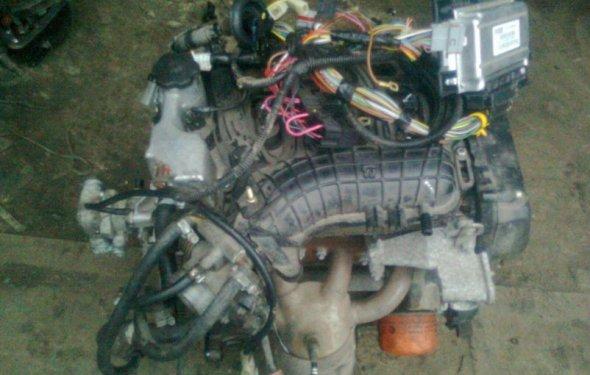 Двигатель ВАЗ 2170 Priora