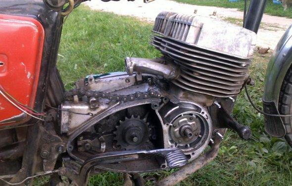Начало кап.ремонта двигателя