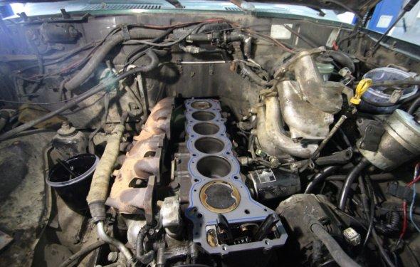 Полная переборка двигателя