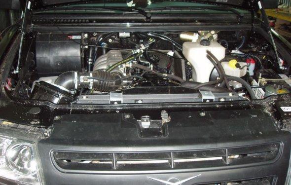 Три варианта тюнинга двигателя