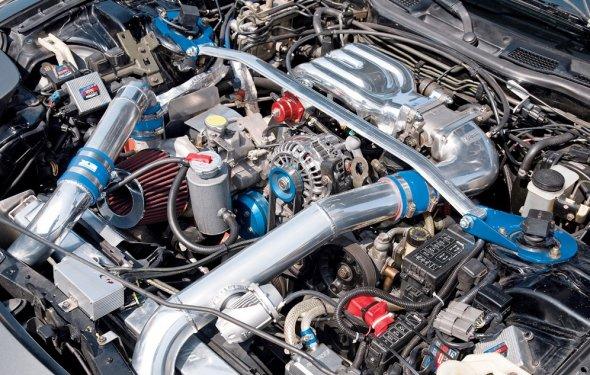 фото тюнинг двигателя