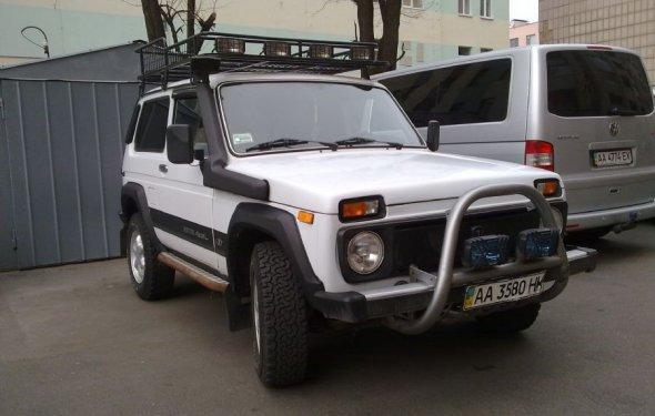 Продажа ВАЗ 2123 Нива 2006